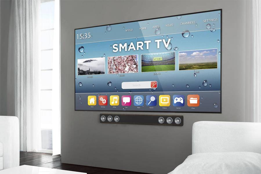 智能電視,CES 2020