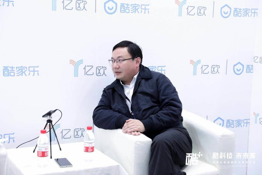 火星人厨具橱柜部部长唐诤峰:智能化集成灶将成为第四代新产品