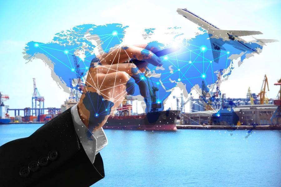 物流,信息化,科技,国际贸易,供应链,仓储,派送,海外供应链