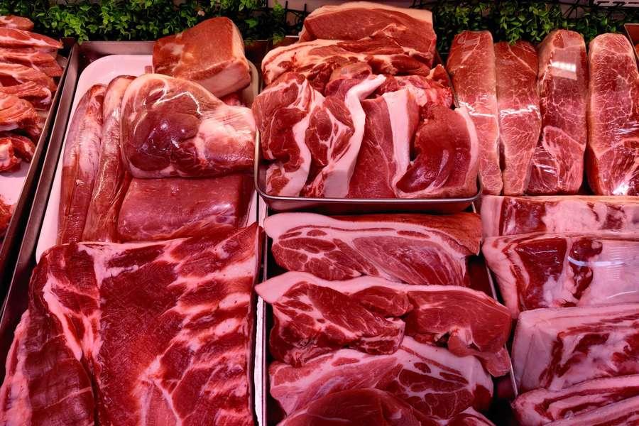 农业农村部:全国农批市场猪肉平均价格为46%