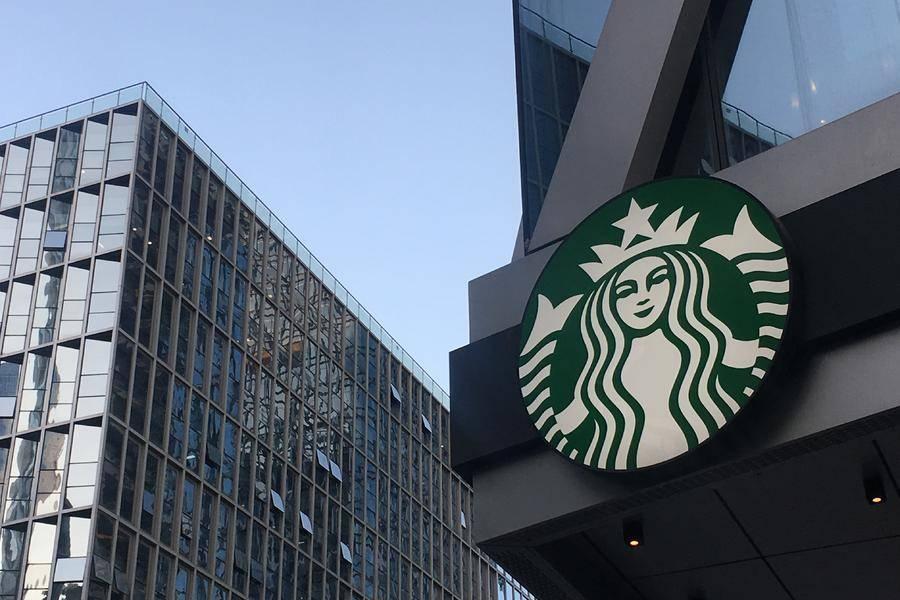 星巴克,星巴克,亿欧智库,咖啡,餐饮