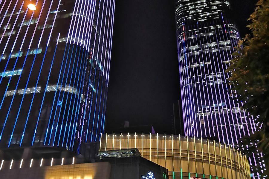 深圳夜景,产业变革,产业创新,创新产业