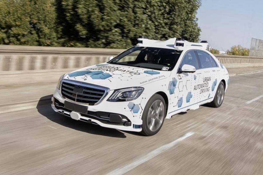 博世与奔驰宣布在美启动自动驾驶出租车试点项目