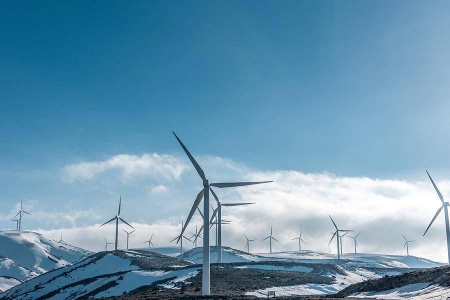 风电,新能源,风电,风机