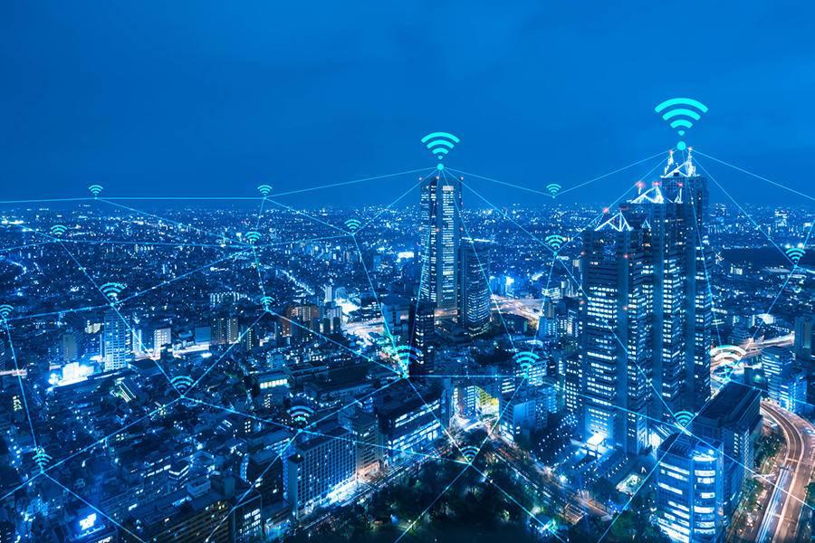 数据驱动的未来城市八大趋势
