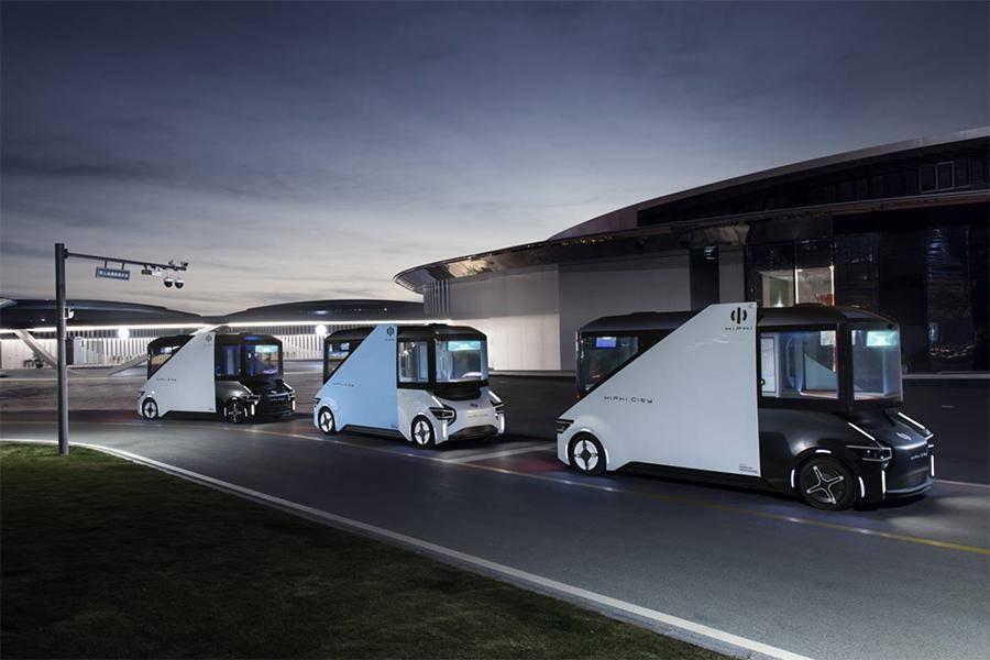 华人运通,人工智能,智慧城市,自动驾驶,高合HiPhi