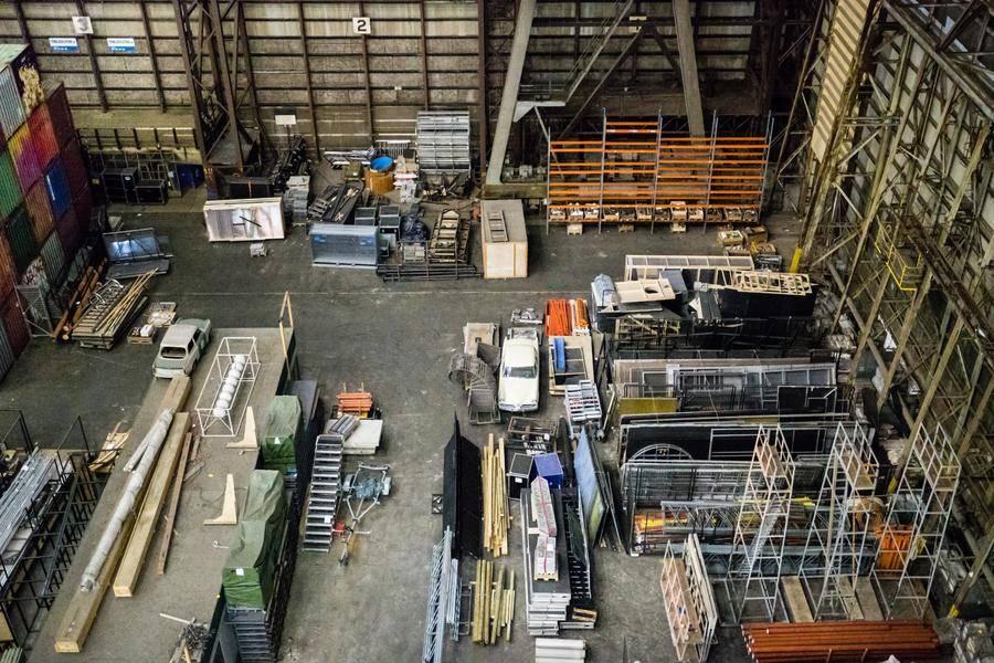 工厂 制造 工业