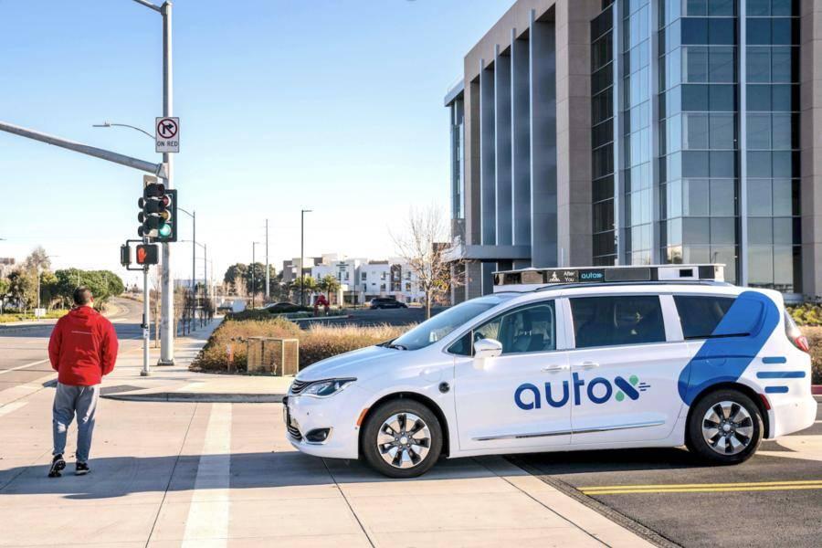 首发丨AutoX与FCA达成合作,共同推出自动驾驶出租车PacificaX