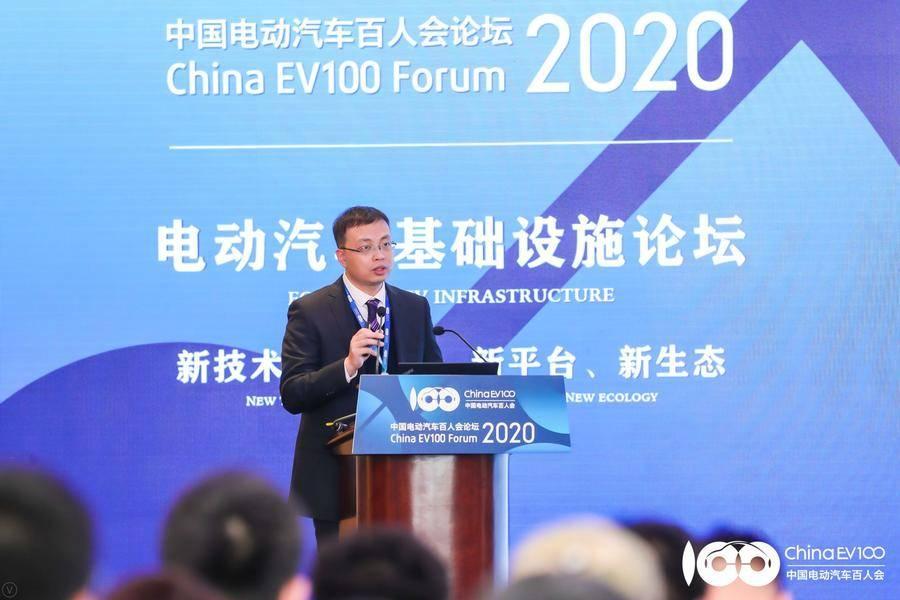 中国充电联盟张帆:我国换电模式目前处于市场探索阶段