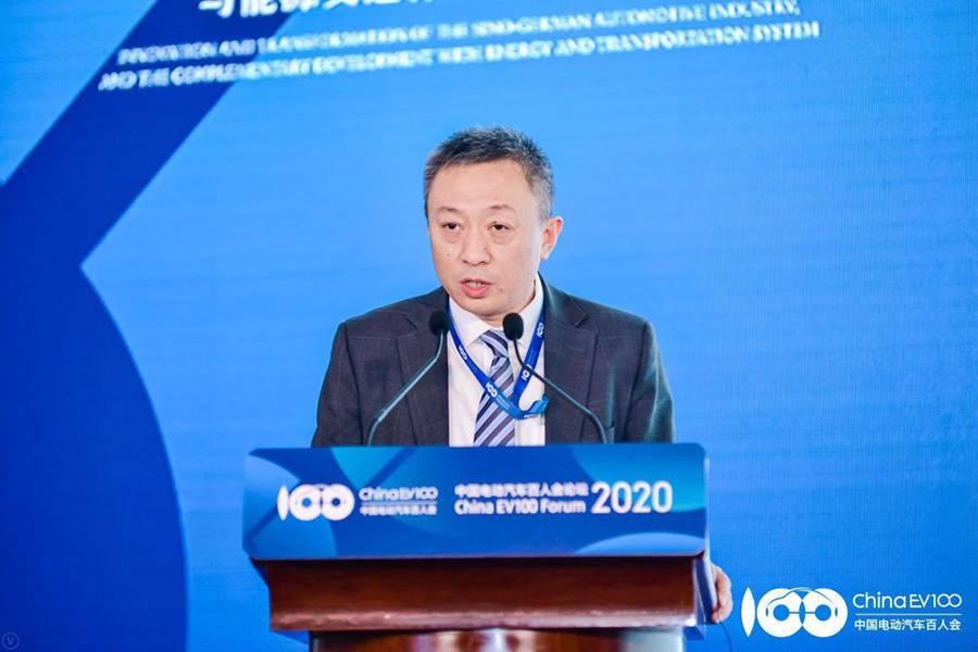 大众中国执行副总裁刘云峰:低碳化将重塑汽车行业未来