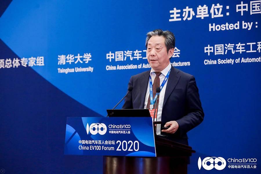 中国电动汽车百人会副理事长董扬:中国仍是全球汽车发展主要动力