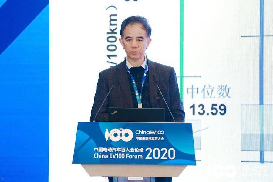 中国工程院院士孙逢春:我国新能源汽车质量已经得到明显改善