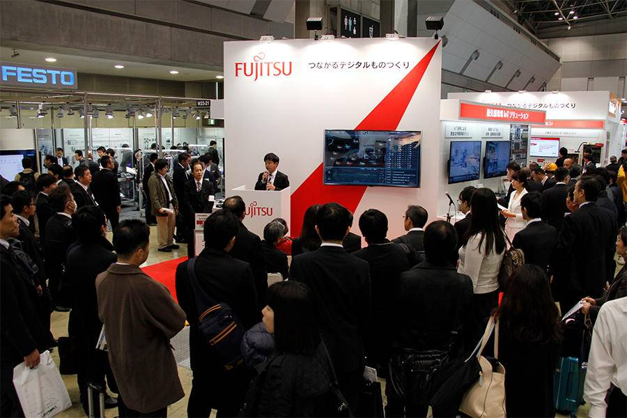 日本领先机器研发技术/可穿戴设备/智能工厂行业盛会