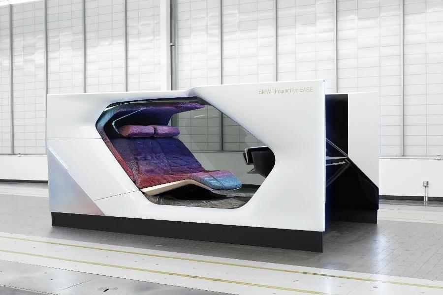 对话宝马集团高管:如何开发自动驾驶车的智能座舱?