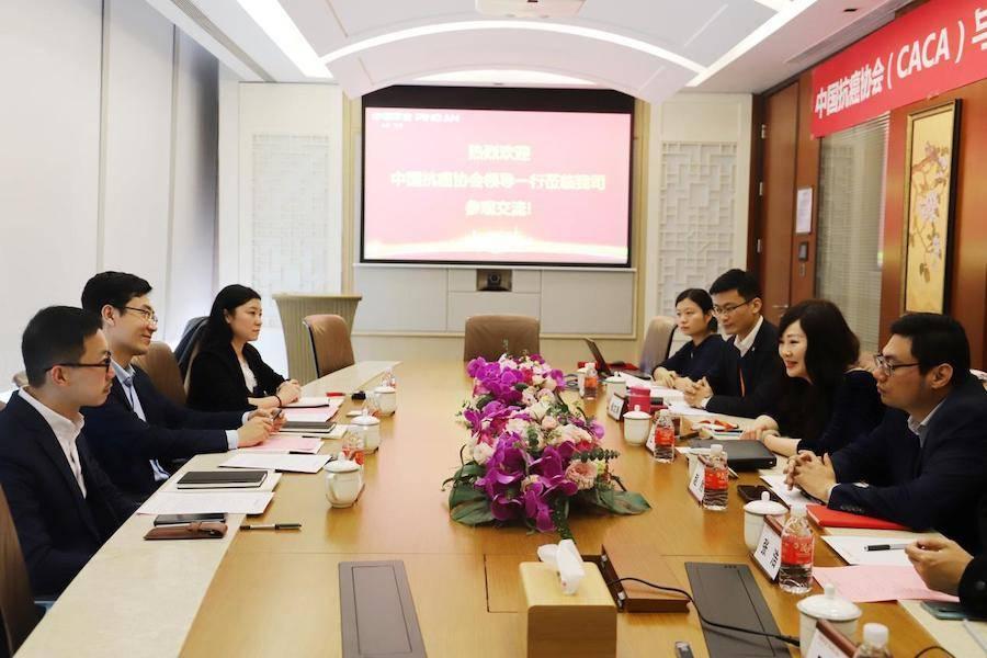 平安健康(检测)中心签约中国抗癌协会(CACA)