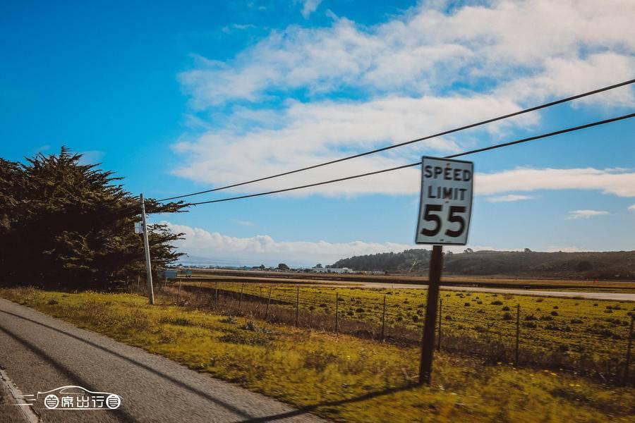 公路,海外自驾,1号公路,美国租车流程,租车,美国交通规则,凯迪拉克