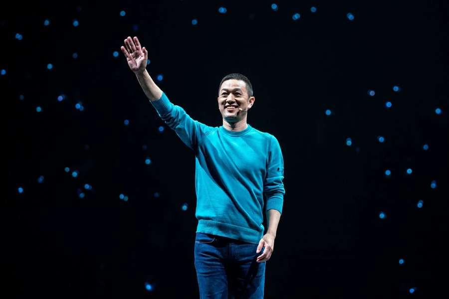 蔚来创始人、董事长、CEO李斌