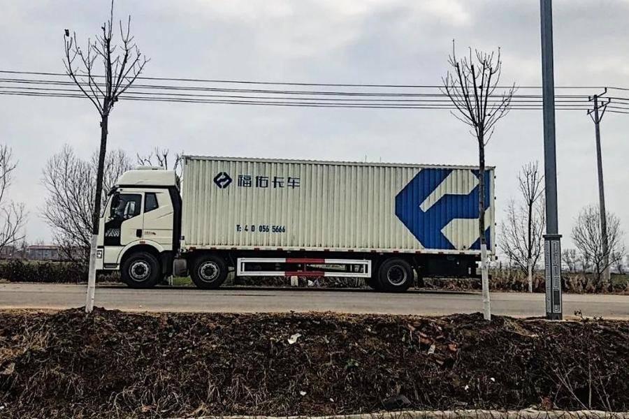 """福佑卡车14天""""抗疫战事"""":超2700司机报名""""逆行"""""""