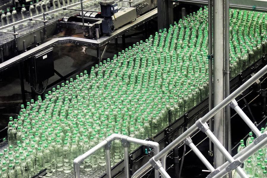 工厂 车间 流水线 制造