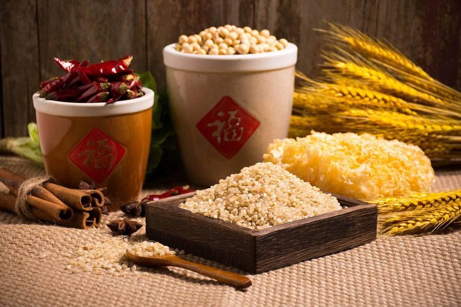农副食品 粮食