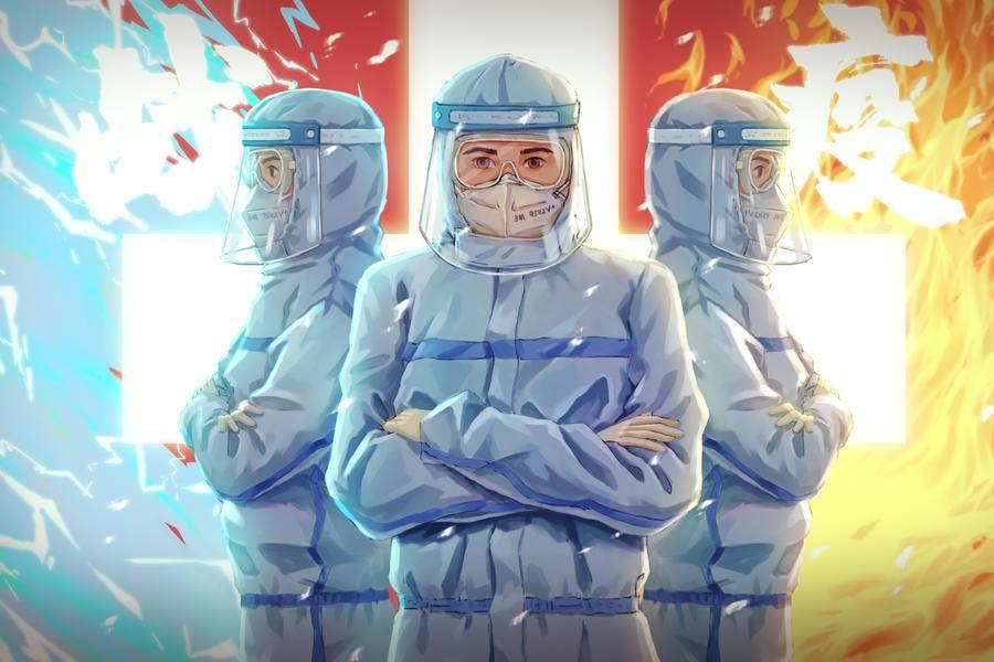 戰疫捷報丨口罩日产能达5400万;世卫组织:中国疫情顶峰已过