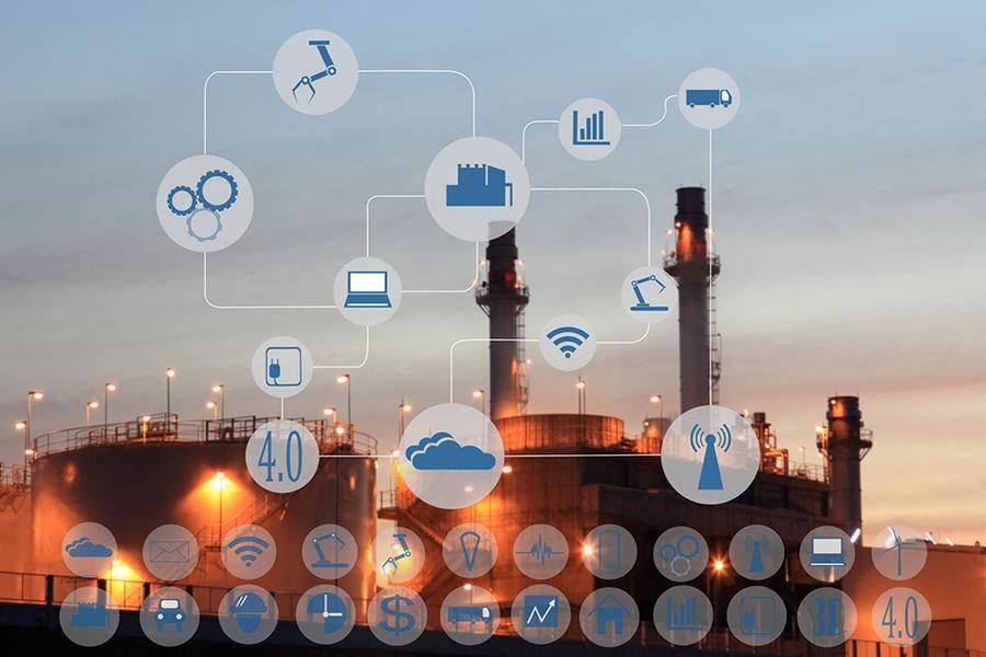 数字化,供应链,监控设备,数字工厂