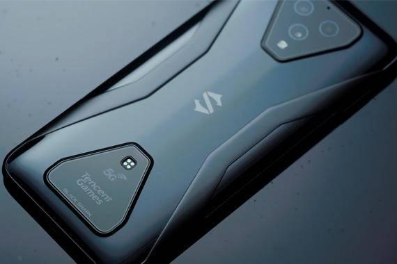 騰訊黑鲨遊戲手機3:可以用語音操控的遊戲手機