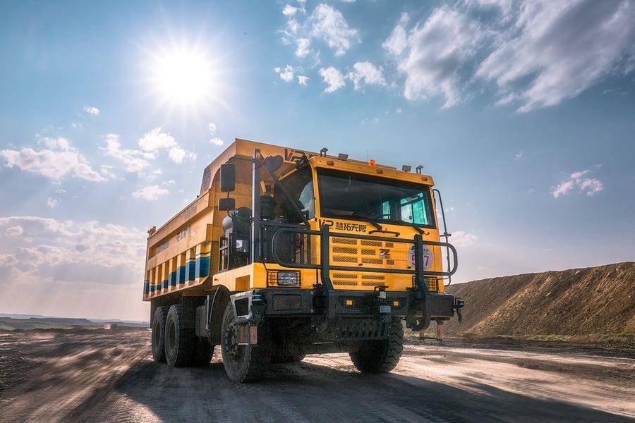 矿区无人化运输解决方案提供商慧拓获超亿元A2轮融资