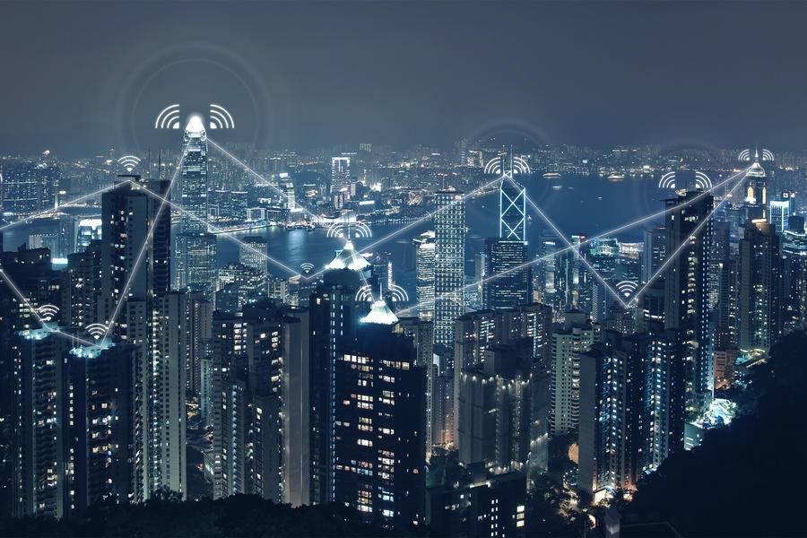 网络 城市