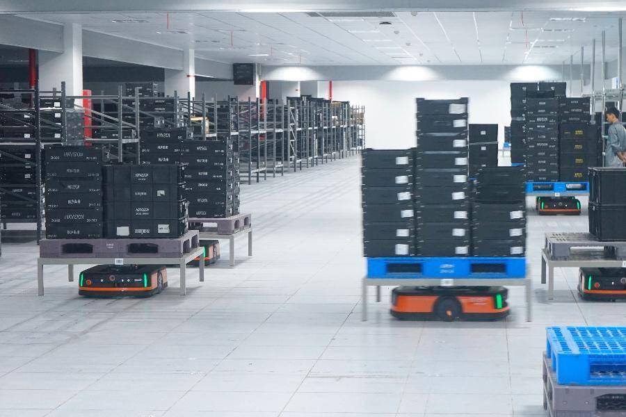 海康机器人吴永海:移动机器人,2020年市场规模预计达70亿元