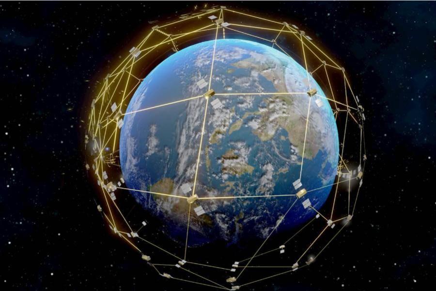 凈虧損1.62億美元,銥星如何爭奪低軌衛星市場?丨億歐讀財報