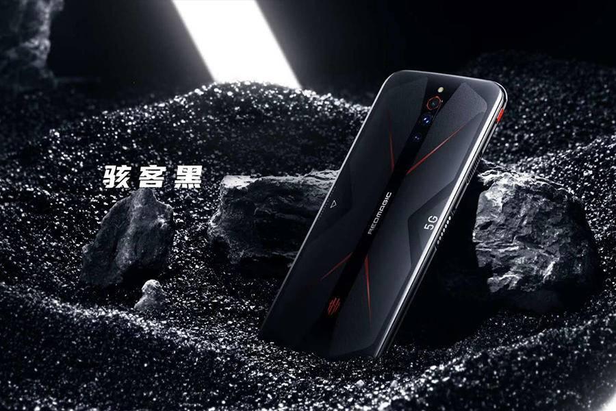 红魔5G新品发布,144HZ比快更快
