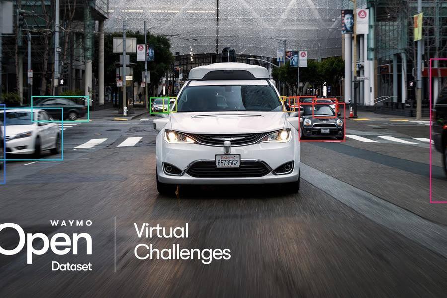5项挑战,11万美元奖金池——Waymo发起挑战赛丨亿欧数说