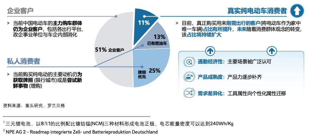 2019年中国纯电动车销售市场划分