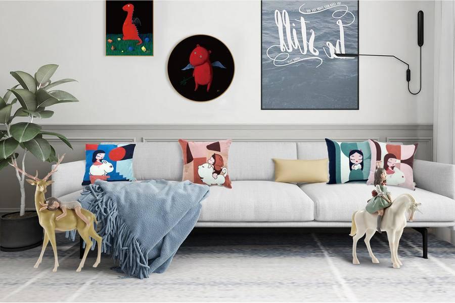 首发 | 可米生活获千树资本投资,做科技赋能的家居艺术品