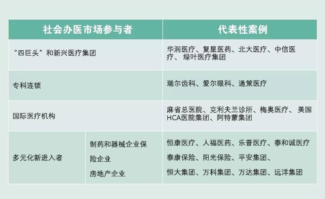 外1 | 近年中国社会办医的四类主要参与者.jpeg