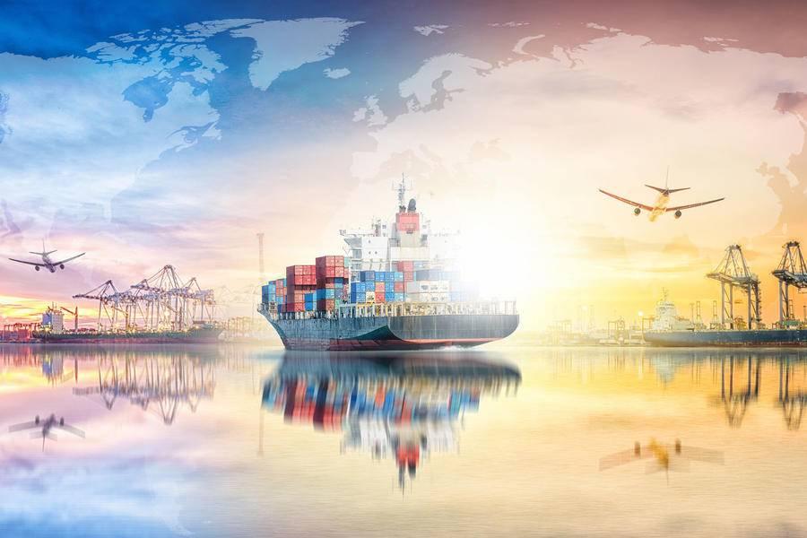 物流,物流行业,中国外运,供应链物流体系