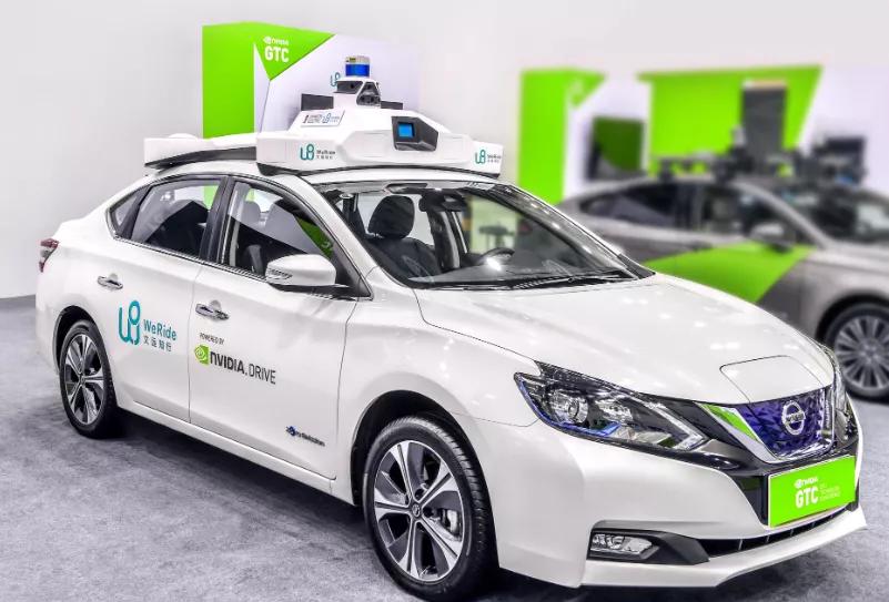 文远知行自动驾驶车顶一体化集成套件/文远知行