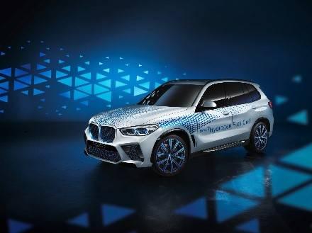 BMW i Hydrogen NEXT/宝马