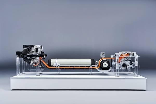 氢燃料电池系统/宝马