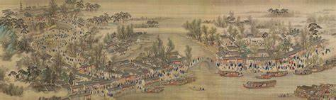明清时期的苏州