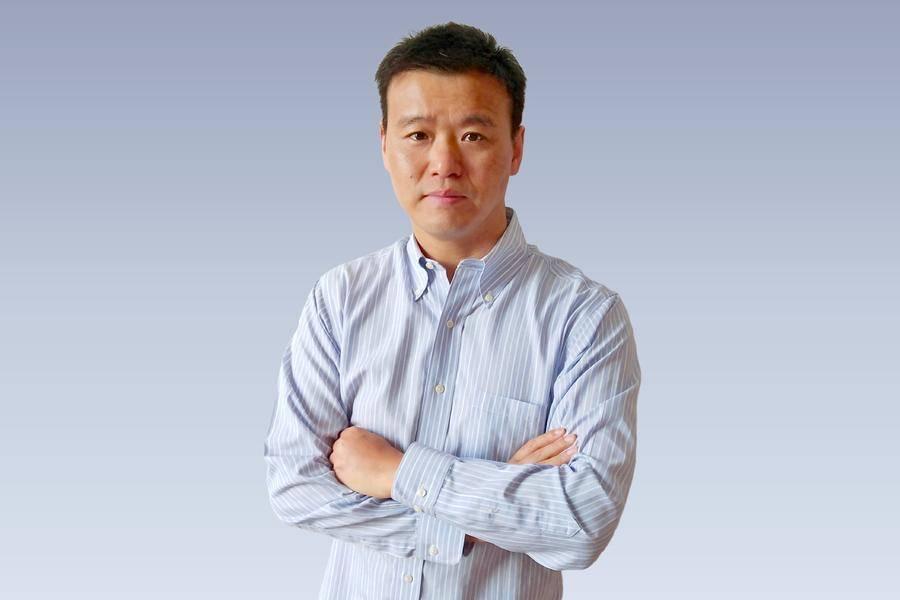 球球绘本创始人 吴晓荣