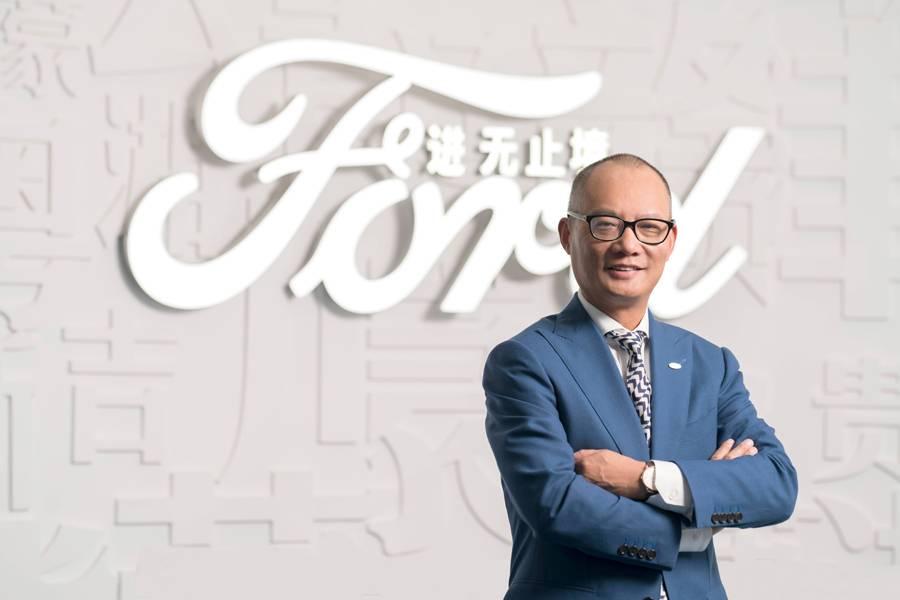 楊嵩 長安福特全國銷售服務機構總裁/長安福特官方