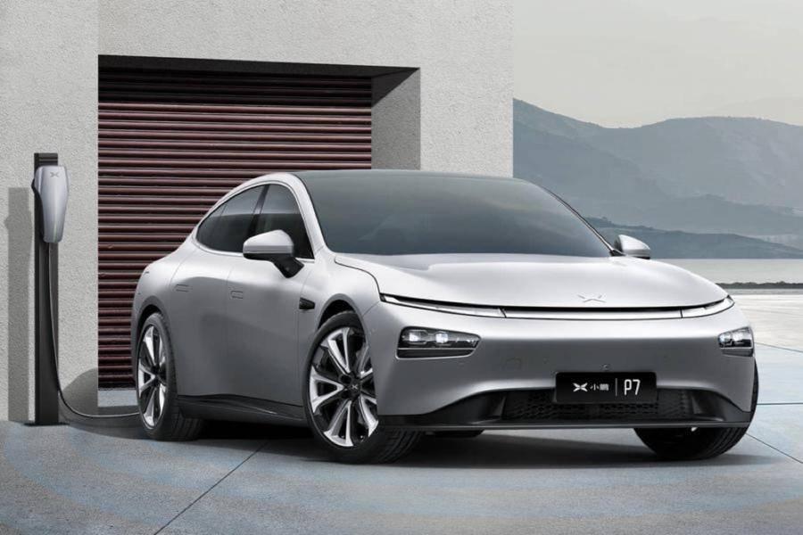 小鹏P7,IPO,电动汽车,造车新势力