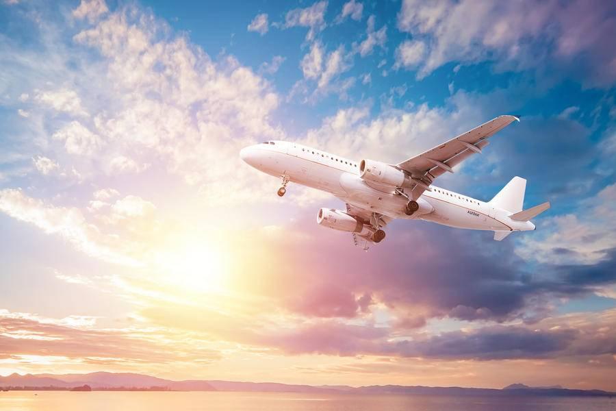 上海机场9月国内飞机起降同比增近19%