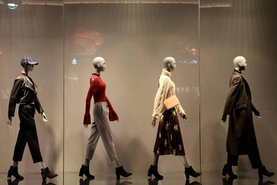 服装,服装产业,中国李宁,VR试衣,数据衣橱