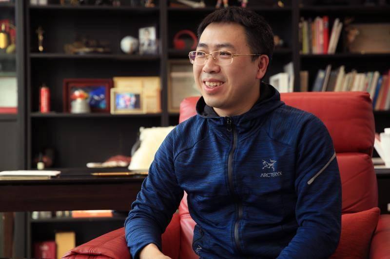 洛可可设计CEO周世坤