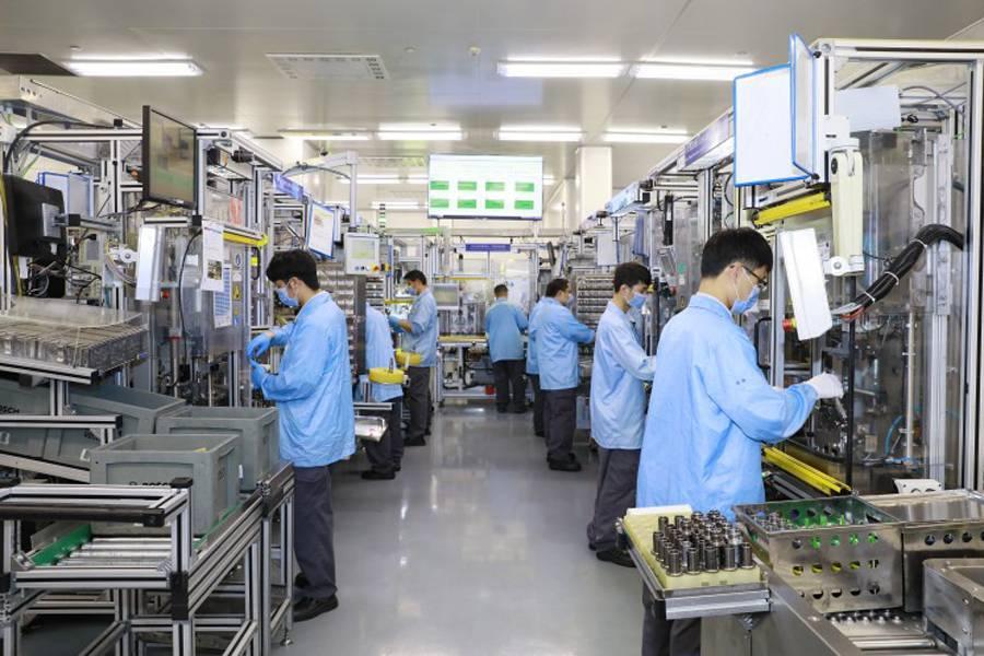 博世在华工厂周详复工复产/博世中国