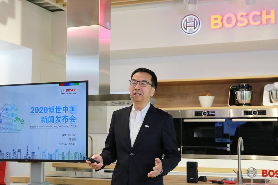 陈玉东:在可预见的未来,博世确保零部件不断供