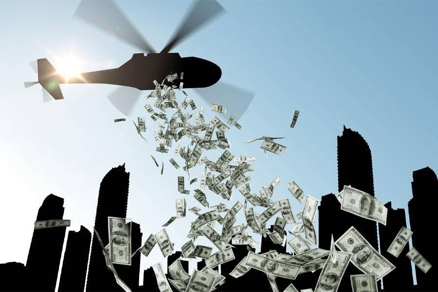 """央行课题组探讨""""赤字货币化"""":天下没有免费的午餐"""